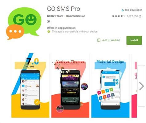 go sms pro apk free go sms pro apk for android free apk mod version