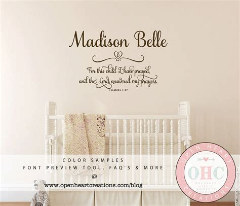 Bible Wall Stickers miracle baby quotes quotesgram