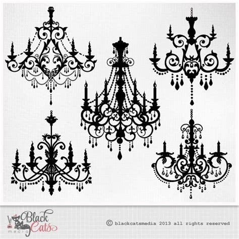 Kronleuchter Zeichnen by Kronleuchter Clipart Barock Ornament Dekorative Eps Png Und