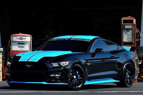 customized mustang ford mustang customized by richard petty headed to auction