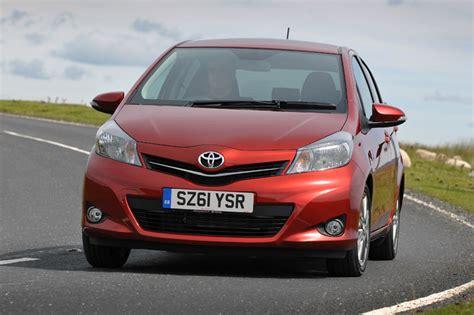 Toyota Yaris Recall Toyota Recalls Yaris Verso S For Power Steering Fault