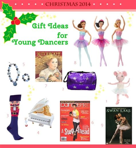 9 christmas gift ideas for young dancers vivid s