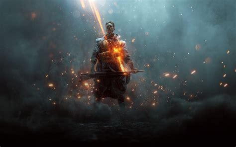 Wallpaper Battlefield 1, They Shall Not Pass, DLC, Games