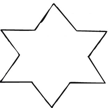 printable star template david star outline images black and white star vectors clip art