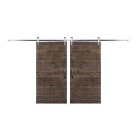 Sliding Barn Door Home Depot 1 Panel Barn Doors Interior Closet Doors The Home Depot