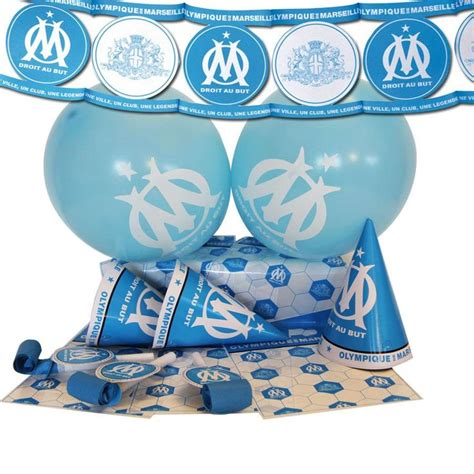 Decoration Om by Kit D 233 Co Malin Olympique De Marseille 169 Http Www