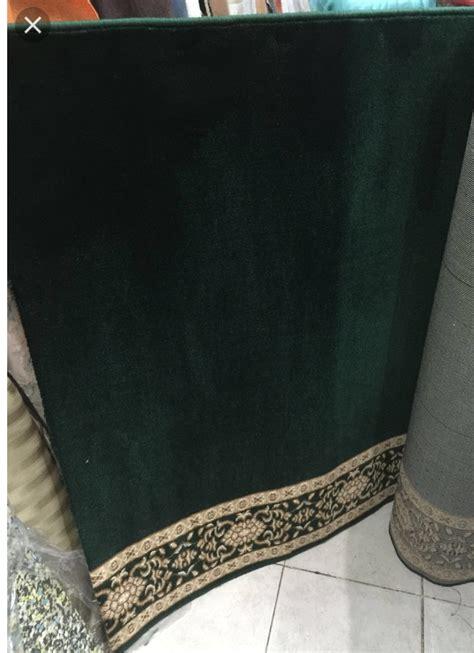 catatan bunda dewi jual karpet masjid madina mecca arab