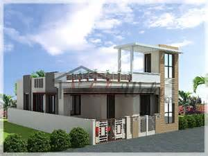 Single Story House Elevation by Single Storey Elevation 3d Front View For Single Floor