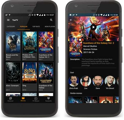free tv apps for android phones tea tv apk free tea tv app on android
