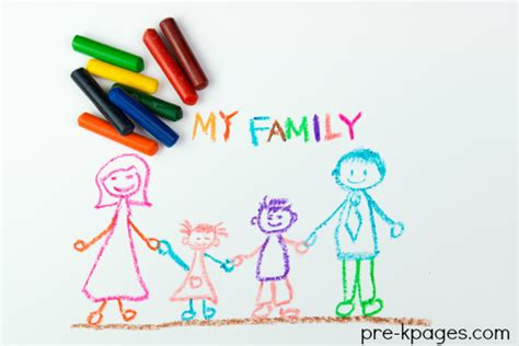 themes that related to family pre k theme family pre kpages com