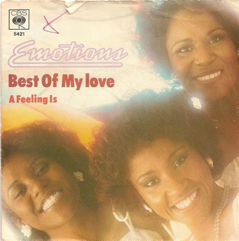 best of my emotions emotions best of my vinyl at discogs