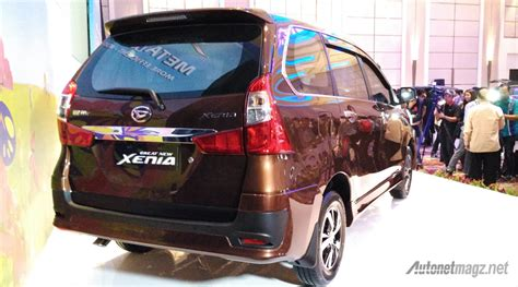 Alarm Mobil Xenia Original daihatsu great new xenia rear view autonetmagz