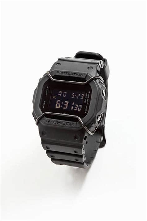 Limited Edition Casio G Shock Dw 5600 Black american rag cie x g shock dw 5600 black out limited g central g shock