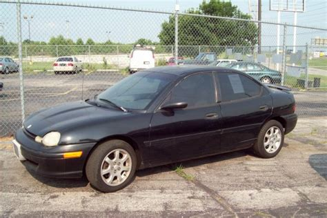 1996 plymouth neon information and photos momentcar