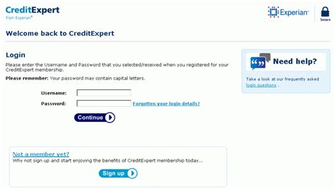 Experian Background Check Experian Credit Expert Member Login
