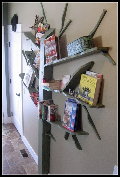 diy tree bookshelf diy for my littles