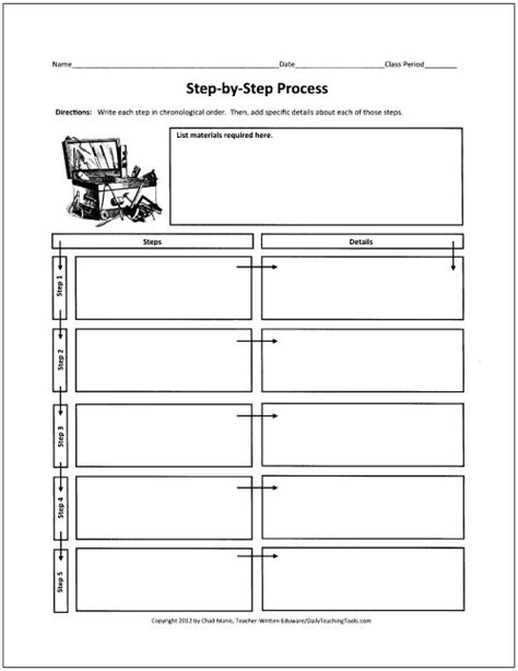 How To Make A Graphic Organizer On Paper - free graphic organizers for teaching writing