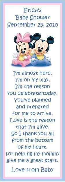 When Do You A Baby Shower Uk by The 25 Best Baby Shower Poems Ideas On
