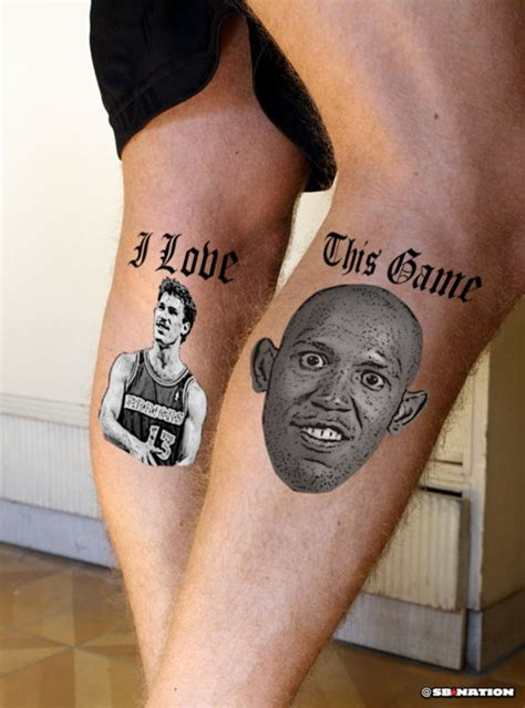 does michael jordan have tattoos this person has dueling bryant and michael