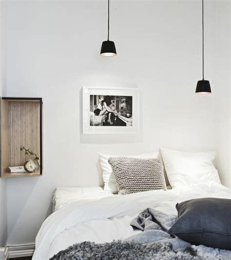 luminaire suspendu chambre a coucher 1001 id 233 es pour une le de chevet suspendue dans la