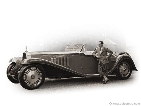 Bugatti History Type 35 To Veyron Dolce Luxury Magazine