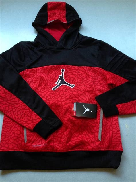 Sweater Jaket Hoodie Air 1 nike boy air hoodie jumper fleece zip sweater