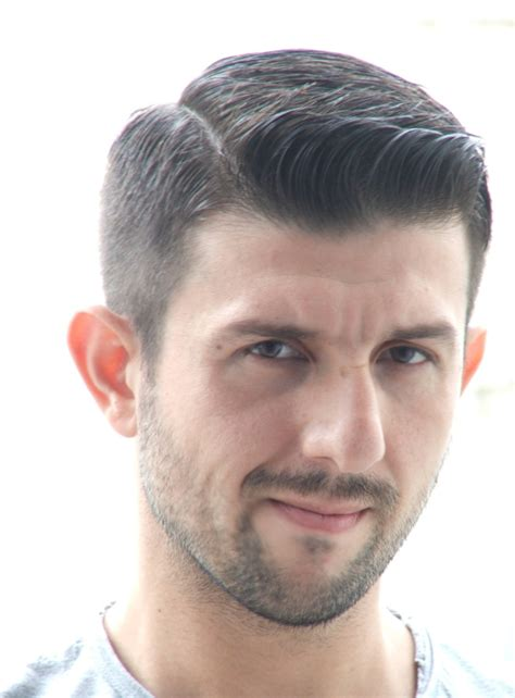 haircuts for men 50 50s hairstyle men