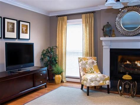 soft yellow living room photo page hgtv