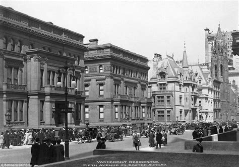 10 Astor Place 5th Floor by File Fifth Avenue And Vanderbilt Mansions New York 1900