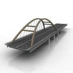 Home Stairs Decoration 3d bridges bridge n071108 3d model gsm 3ds for