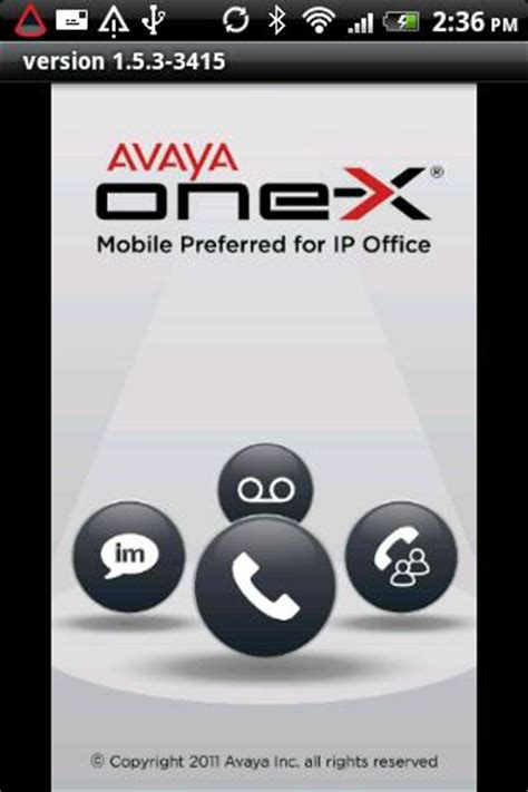 one mobile one avaya onex mobile preferred for ipoffice