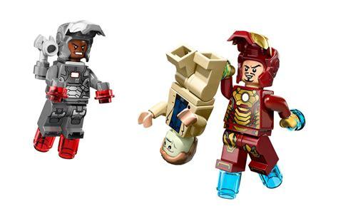 Minifigure Iron Lego Model lego minifigures lego x iron 3 the sets containing these