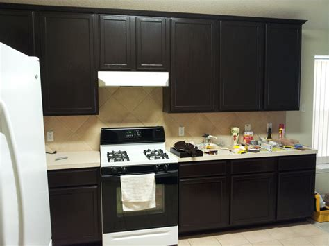 can you restain kitchen cabinets can you stain kitchen cabinets darker can you stain