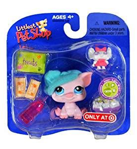 Pet Shop Singles A Mouse hasbro year 2006 littlest pet shop exclusive