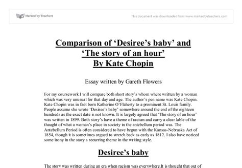 story of an hour thesis story of an hour essay the story of an hour review on a