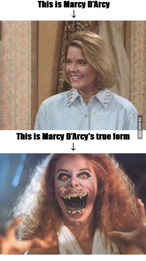 Married With Children Memes - this is marcy d arcy this is marcy darcy s true form