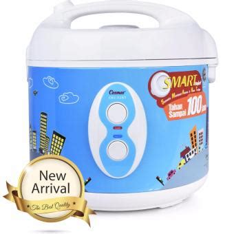 Cosmos Rice Cooker 1 8 L Crj6303 daftar harga magic cosmos terbaru update september