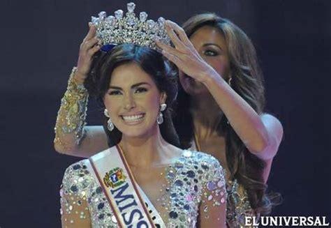 miss tattoo venezuela 2014 ganadora irene esser electa miss venezuela 2011 televisi 243 n el