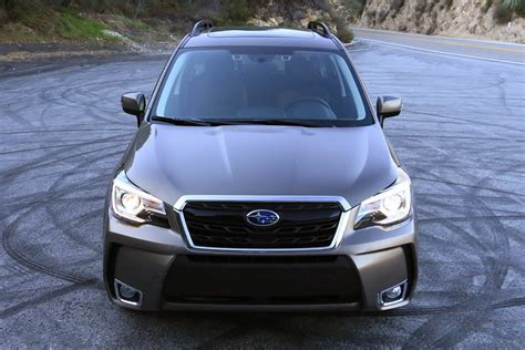subaru forester touring 2017 2017 subaru forester 2 0xt touring review digital trends