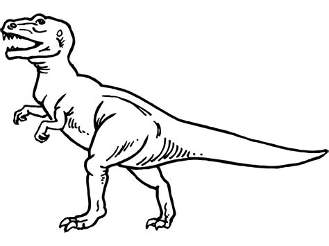 Free Printable Dinosaur Coloring Pages For Kids Dinosaur Color Pages