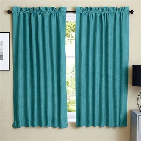 Aqua Blackout Curtains Aqua Blackout Curtains Lattice Blackout Curtain 2 Set Aqua Moshells Aqua Grommet Top Blackout