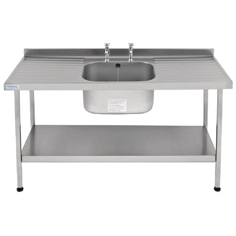 self stainless steel sink franke sissons self assembly stainless steel sink