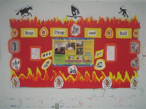 kitchen fire safety bulletin board myclassroomideas com pec bulletin boards for physical education