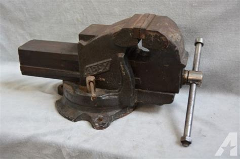 used bench vise for sale heavy large vintage apex no 3 bench vise for sale in