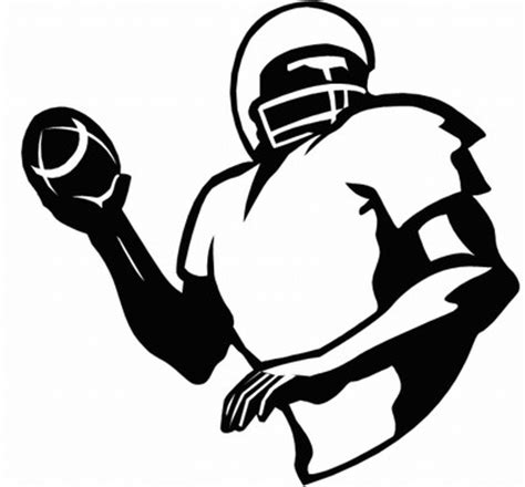 football clipart 2017 z31 coloring