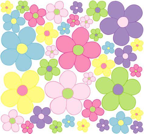 cute pattern png imagenes de flores animadas a color imagui