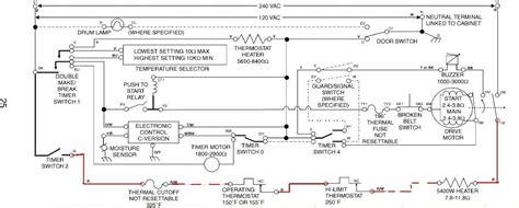 kenmore model 110 wiring diagram kenmore model 110