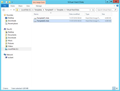 hyper v template how to create a vm template with hyper v the solving