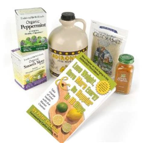 What Is Master Cleanse Detox Diet by Master Cleanse Ingredients The Master Cleanse