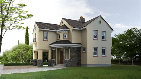 house facades house facade house plans 43601